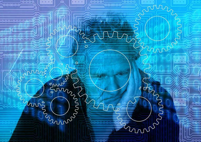 Lernen Senioren noch die Bedienung von einem Computer?